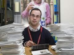 Los contratos a personas con discapacidad crecen un 20%