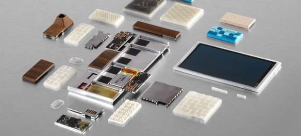 Ara, PuzzlePhone, Vsenn... ¿y si no tuvieses que cambiar de móvil cuando quede obsoleto?