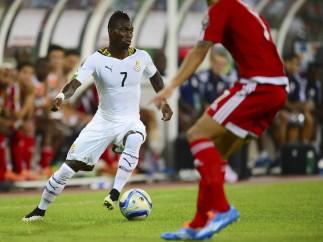 Ghana - Guinea Ecuatorial