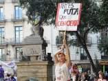 Una manifestación organizada por el Colectivo de Putas Indignadas.