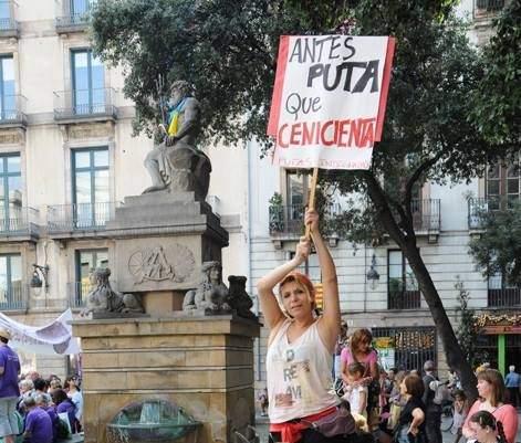 colectivos de prostitutas prostitutas japonesas barcelona