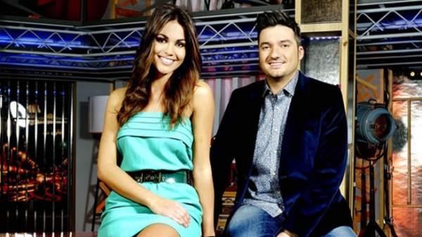 Lara Álvarez y Xavi Rodríguez