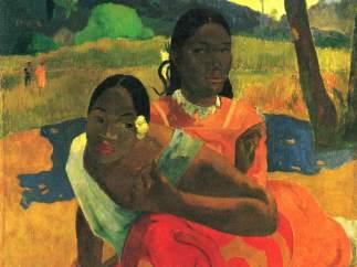 'Nafea Faa Ipoipo' ('¿Cuándo te casarás?'), de Paul Gauguin