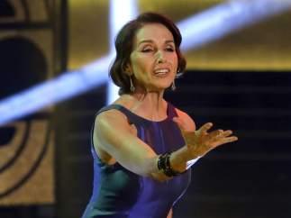 Actuación de Ana Belén
