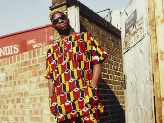 Normski, 'African Homeboy' - Brixton, London, 1987'