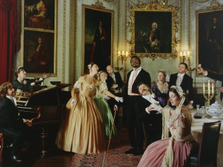 Yinka Shonibare, 'Diary of a Victorian Dandy'