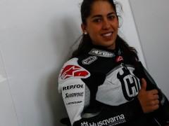 María Herrera vuelve al Mundial de Moto3 en el GP de Australia