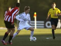 Debuta Martin Ødegaard