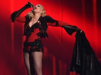 Madonna en los Grammy 2015