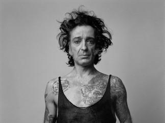 Alberto Garcia-Alix, Autorretrato. Mi lado femenino, 2002