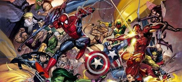 Superhelden Marvel Civil War