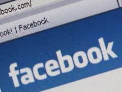 Imagen del logo de Facebook.