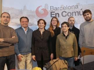 'Barcelona en comú'