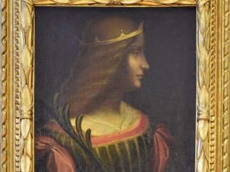 'Retrato de Isabel de Este'