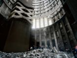 'Cleaning the Core', Ponte City, Johannesburg, 2008