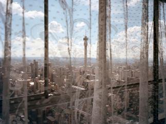 'Hillbrow View', Ponte City, Johannesburg, 2008