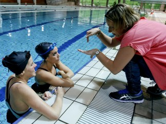Nuevos tiempos para la natación sincronizada