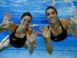 Un saludo subacuático