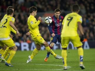 Barcelona - Villarreal, en la Copa