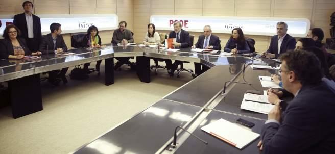 Guerra abierta en el PSOE