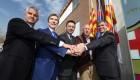 Ver v�deo El Barcelona presenta a Ariedo Braida