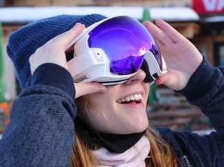 RideOn, gafas de nieve con Realidad Aumentada