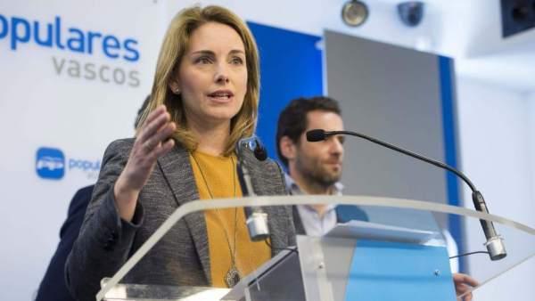 Crisis en el PP vasco