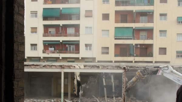 El recinte de Can Batlló.