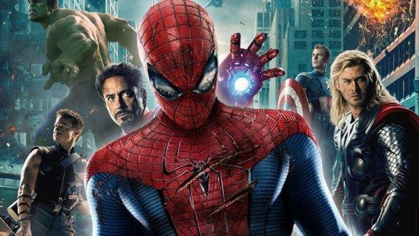 Spiderman y Los Vengadores