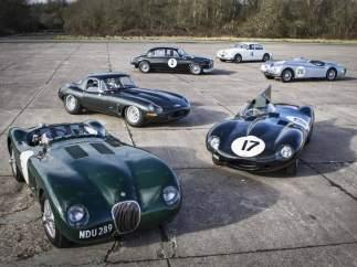 Jaguar Heritage Series