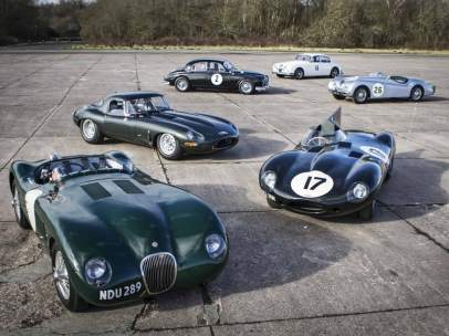 Jaguar Heritage Series