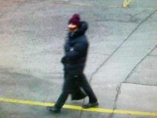 Hombre buscado por la policía en Dinamarca
