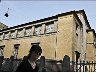 Segundo ataque: una sinagoga