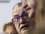 Luis Sabalza, presidente de Osasuna