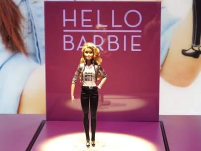 'Hello Barbie'