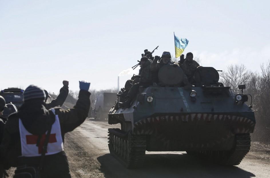 Unos tres mil soldados ucranianos murieron en Debáltsevo