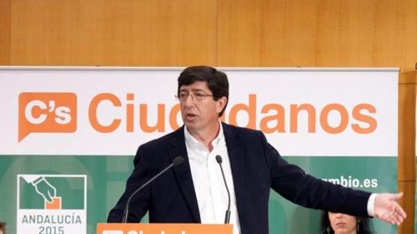 Juan Marín, teniente alcalde de Sanlúcar de Barrameda, Cádiz.