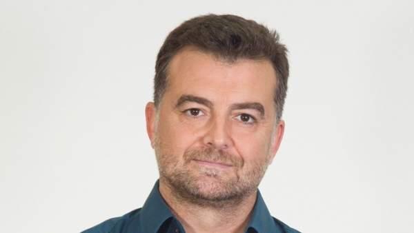 Antonio Maíllo, candidato de Izquierda Unida a la Presidencia de la Junta de Andalucía.