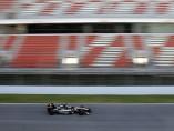 Entrenamientos F1 en Montmeló