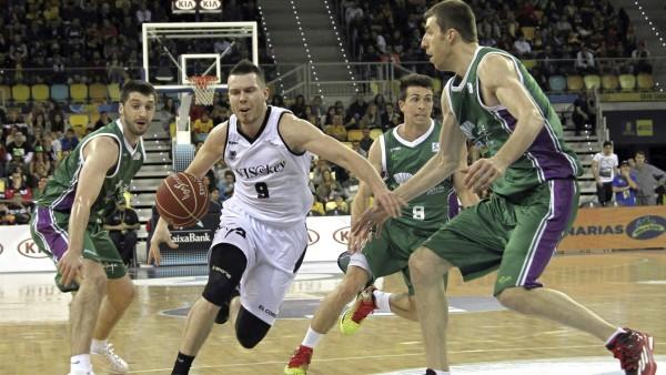Unicaja - Bilbao Basket