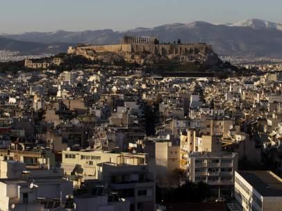 Ciudad de Atenas