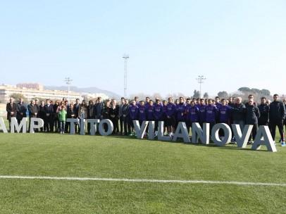 Campo Tito Vilanova