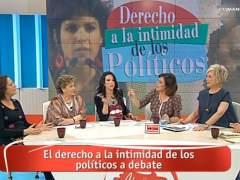 TVE cancela 'Amigas y conocidas' y 'Saber vivir'