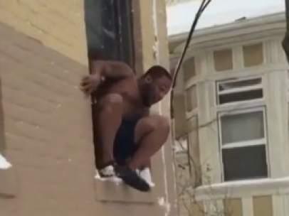 Captura de pantalla de balconing
