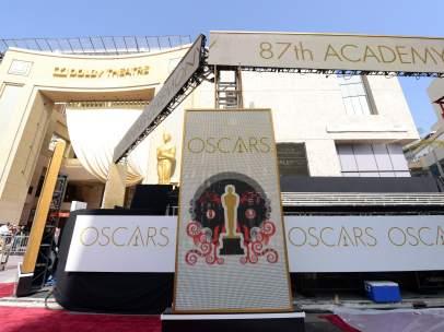 Preparación de los Oscar
