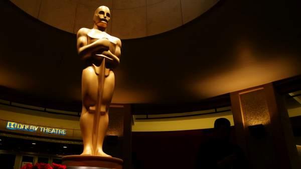 Estatua de Oscar