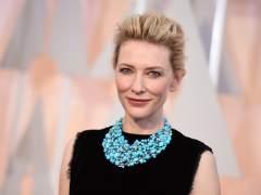 Cate Blanchett, embajadora de buena voluntad para los refugiados