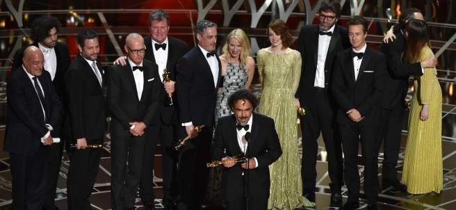 Birdman y los Oscar