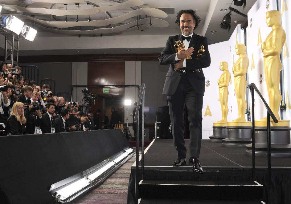 La noche de Alejandro González Iñárritu
