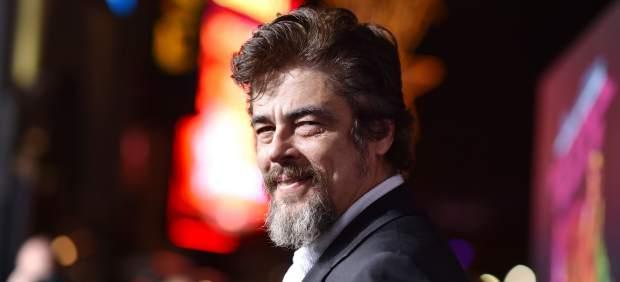 Benicio del Toro: Para mí ya es increíble ser el único tipo de mi barrio en llegar a Hollywood